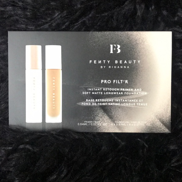 Fenty Beauty Other - PICK 5 FOR $20 Fenty Beauty by Rihanna Sample Card